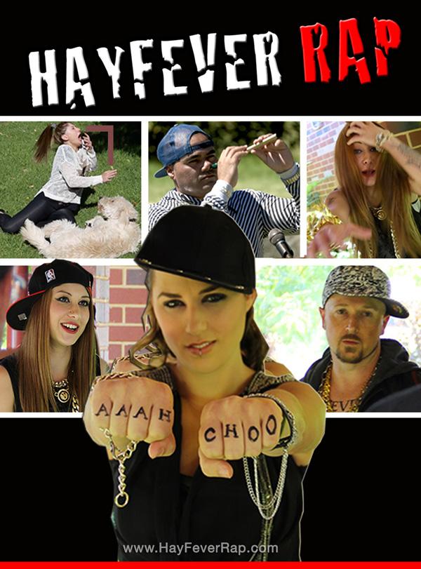HayeverRap-poster