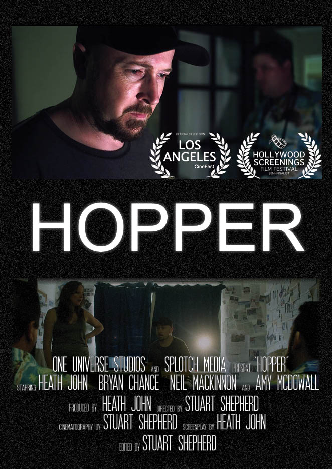 Short film HOPPER
