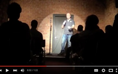 My First Standup Comedy